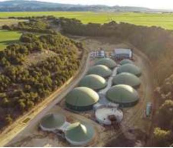 biogass spain