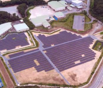 solar development Japan
